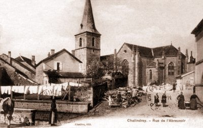 Chalindrey